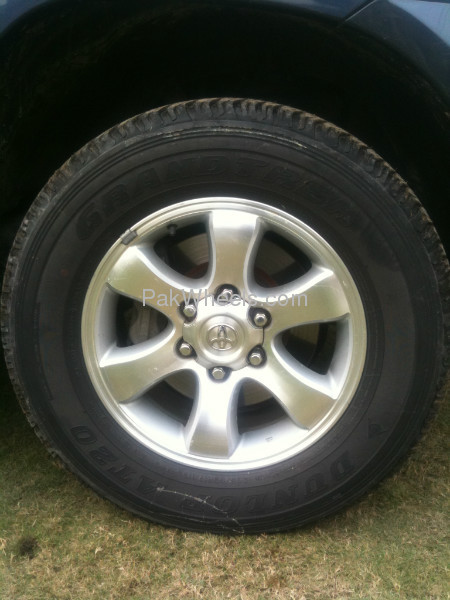 Toyota Prado TX Limited 2.7 2003 Image-8