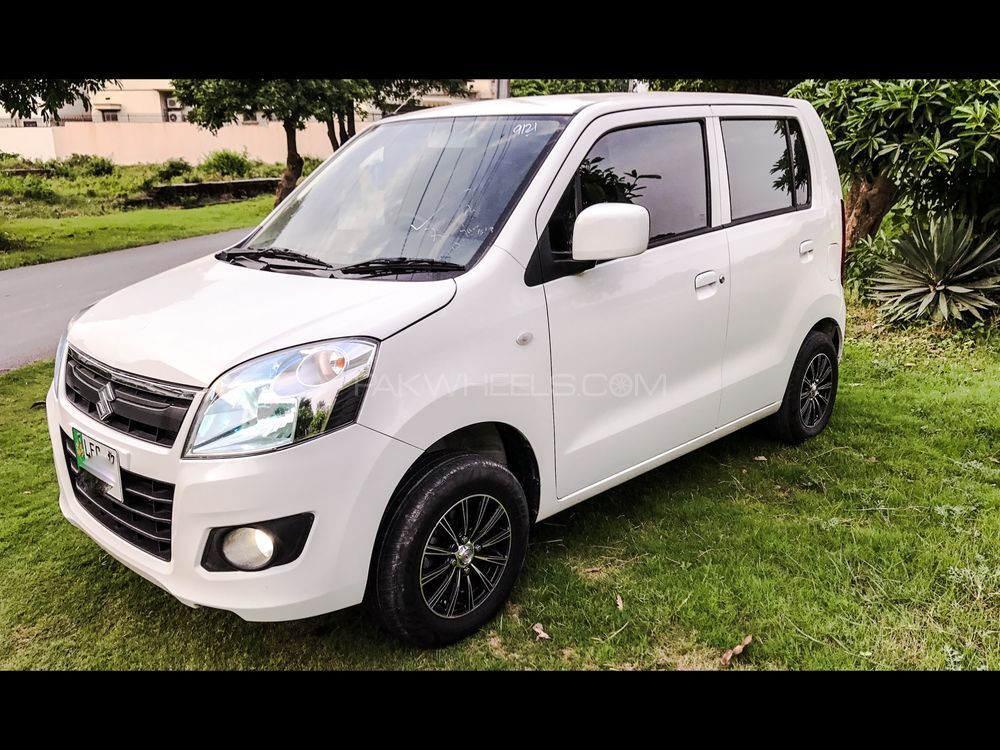suzuki wagon r vxl 2017 for sale in sialkot pakwheels. Black Bedroom Furniture Sets. Home Design Ideas