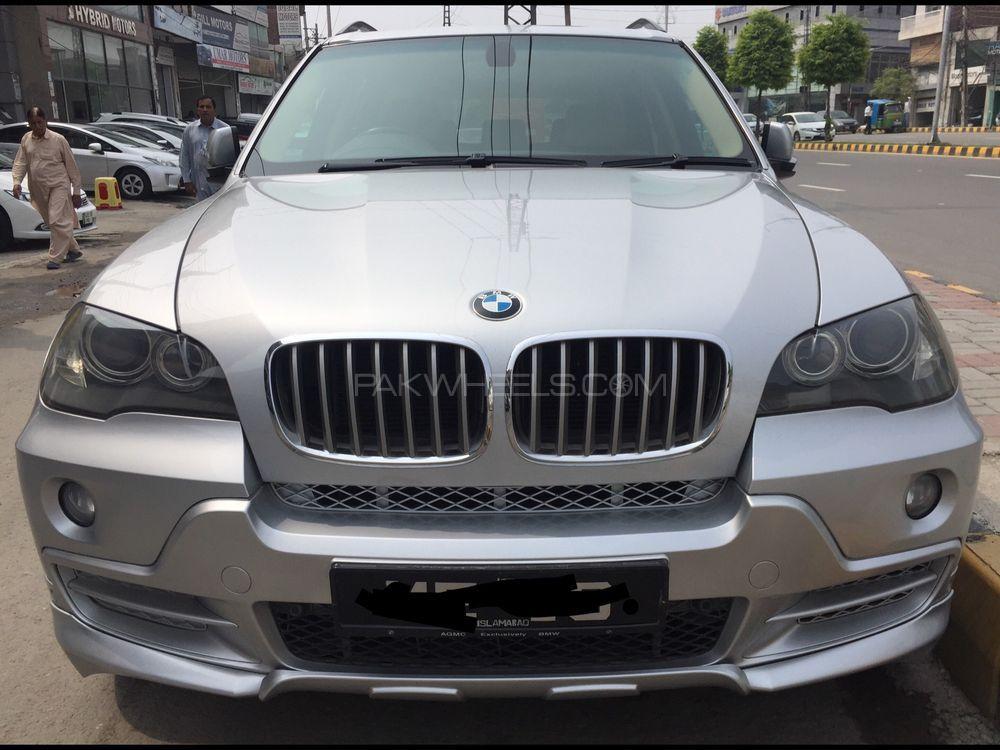 BMW X5 Series 2007 Image-1