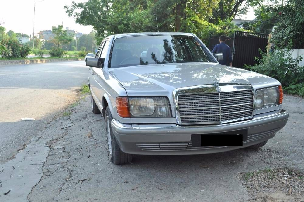 Mercedes benz s class 1990 for sale in islamabad pakwheels for Mercedes benz s550 rims for sale