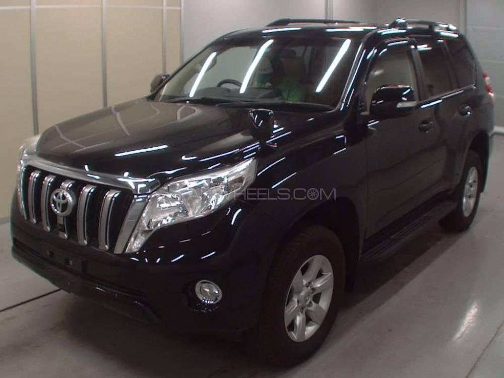 Toyota Prado TX 2.7 2013 Image-1