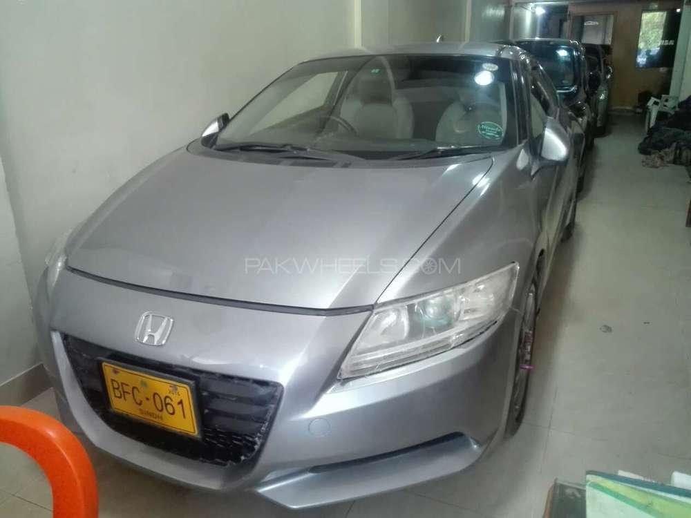 Honda CR-Z Sports Hybrid Beta 2010 Image-1