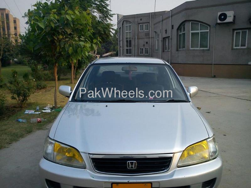 Honda City EXi S 2002 Image-2