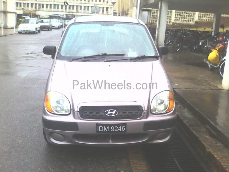Hyundai Santro Club 2003 Image-8