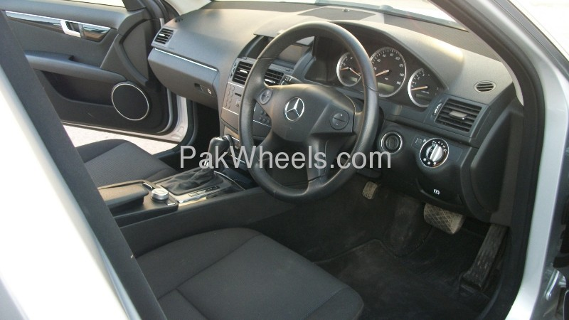 Mercedes Benz C Class C180 2008 Image-7