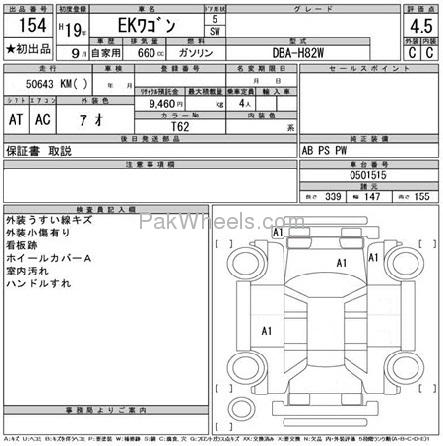 Mitsubishi Ek Wagon M Navi Collection 2007 Image-6