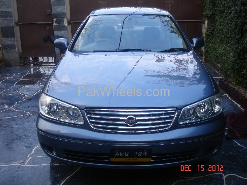 Nissan Sunny EX Saloon 1.3 (CNG) 2007 Image-3