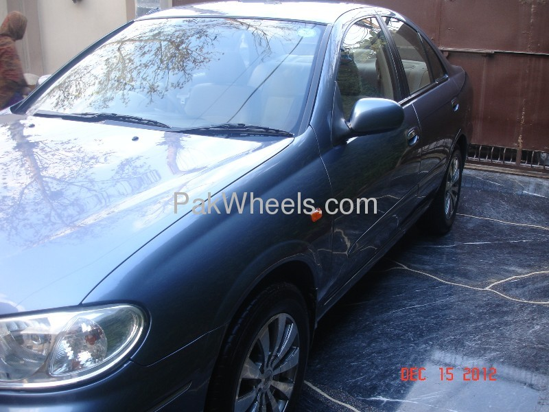 Nissan Sunny EX Saloon 1.3 (CNG) 2007 Image-6
