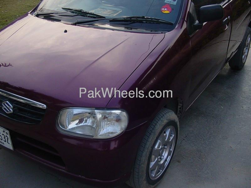 Suzuki Alto VXR (CNG) 2007 Image-2