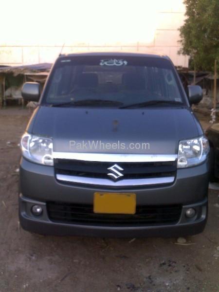Suzuki APV 2011 Image-1
