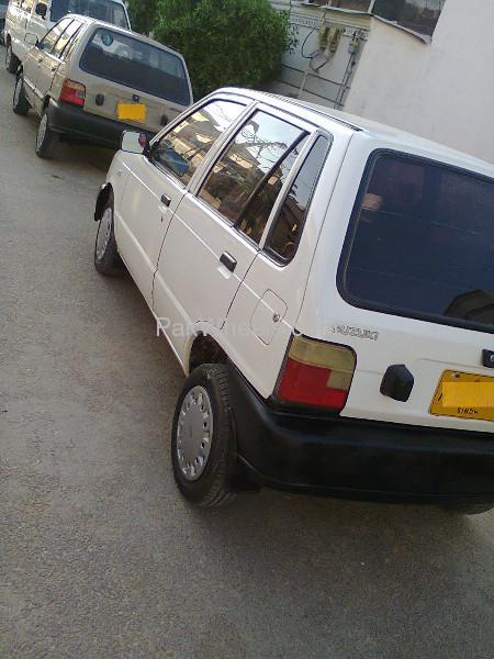 Suzuki Mehran VX (CNG) 2001 Image-4