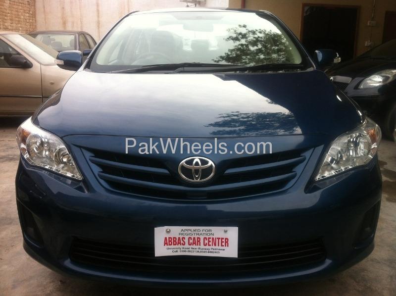 Toyota Corolla XLi 2012 Image-1