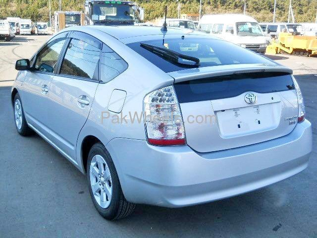 Toyota Prius S 10TH Anniversary Edition 1.5 2007 Image-3