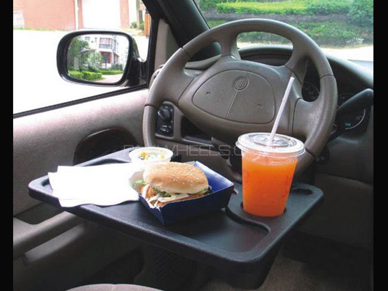 Steering Food Tray  in Lahore