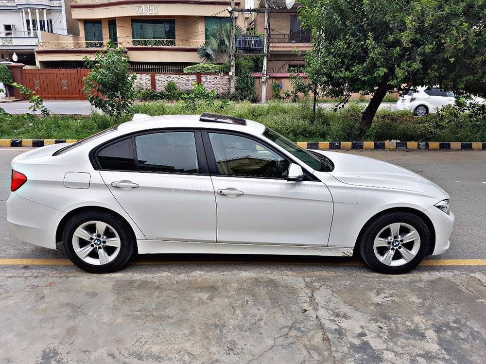 Bmw 3 Series 316i 2013 For Sale In Lahore Pakwheels