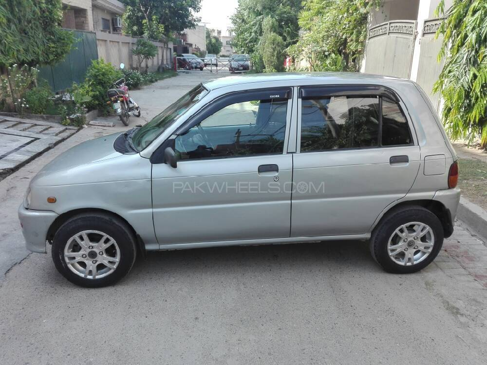 Daihatsu Cuore Cx Eco 2007 For Sale In Lahore Pakwheels