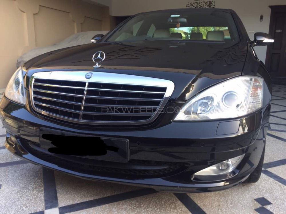 Mercedes benz s class 2007 for sale in islamabad pakwheels for 2007 mercedes benz s550 for sale