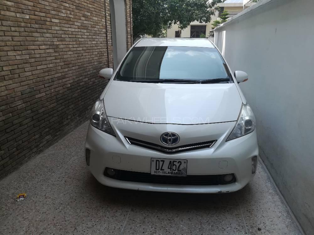 Toyota Alphard G 2012 For Sale In Islamabad Pakwheels