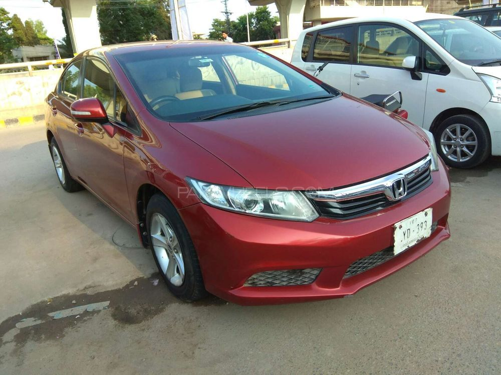 honda civic vti 1 8 i vtec 2012 for sale in rawalpindi pakwheels. Black Bedroom Furniture Sets. Home Design Ideas