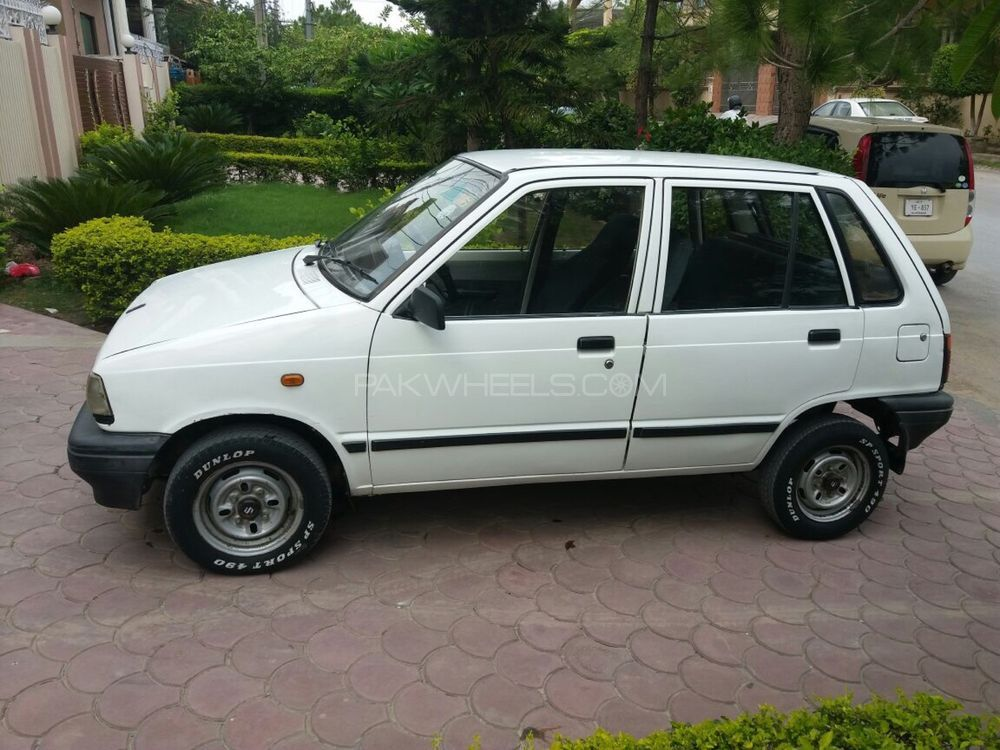 Suzuki Mehran Vxr  For Sale In Islamabad