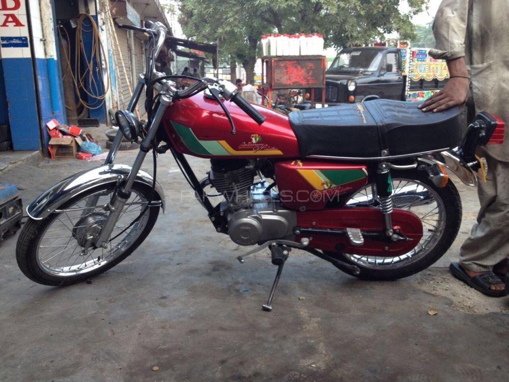 used honda cg 125 1998 bike for sale in jehlum 192052 pakwheels. Black Bedroom Furniture Sets. Home Design Ideas