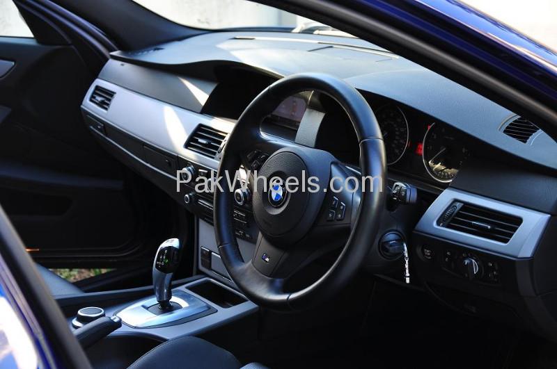 BMW 5 Series 530i 2008 Image-3