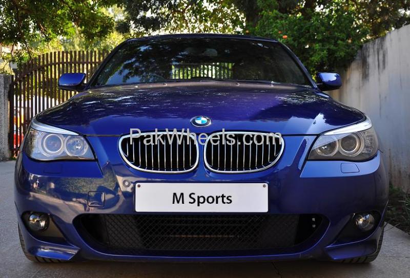 BMW 5 Series 530i 2008 Image-5