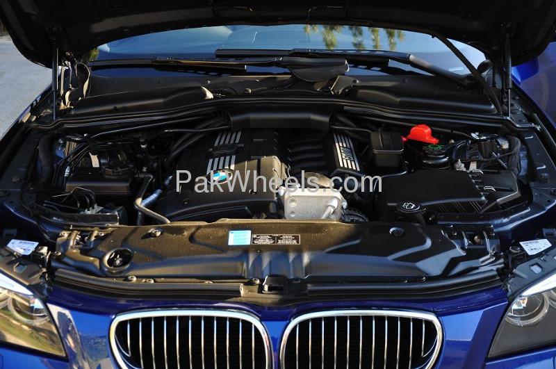 BMW 5 Series 530i 2008 Image-6