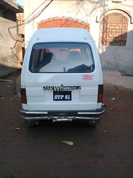 Suzuki Bolan VX (CNG) 1992 Image-3