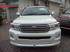 Used Toyota Land Cruiser AX G Selection 2012