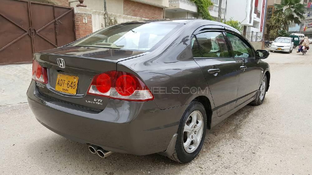 Honda Civic VTi 18 I VTEC 2008 For Sale In Karachi