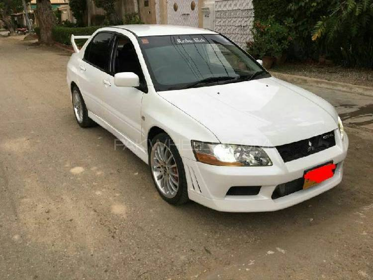 mitsubishi lancer evolution 2004 for sale in karachi pakwheels. Black Bedroom Furniture Sets. Home Design Ideas