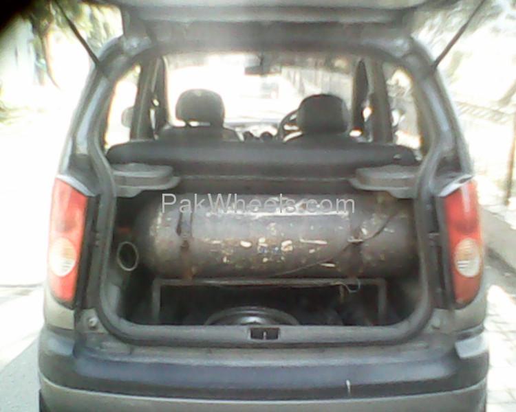 Hyundai Santro Club GV 2004 Image-7