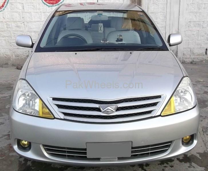 Toyota Allion A15 2003 Image-4
