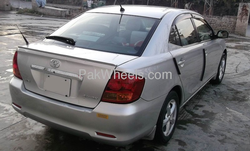 Toyota Allion A15 2003 Image-7