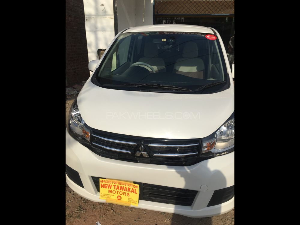 Mitsubishi Ek Wagon 2016 Image-1