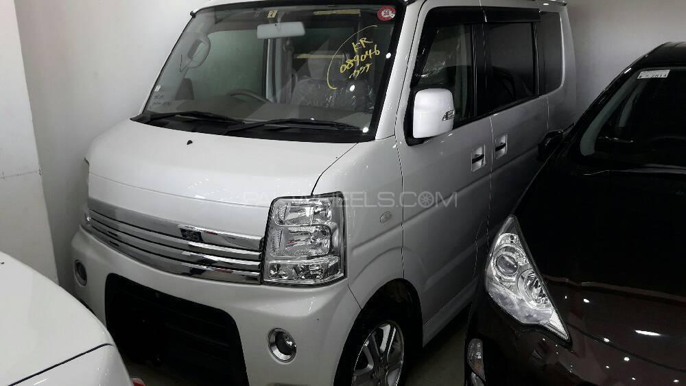Suzuki Every Wagon PZ Turbo Special 2012 Image-1