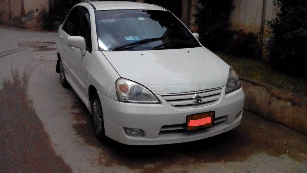 Suzuki Liana LXi Sport 2007 Image-1