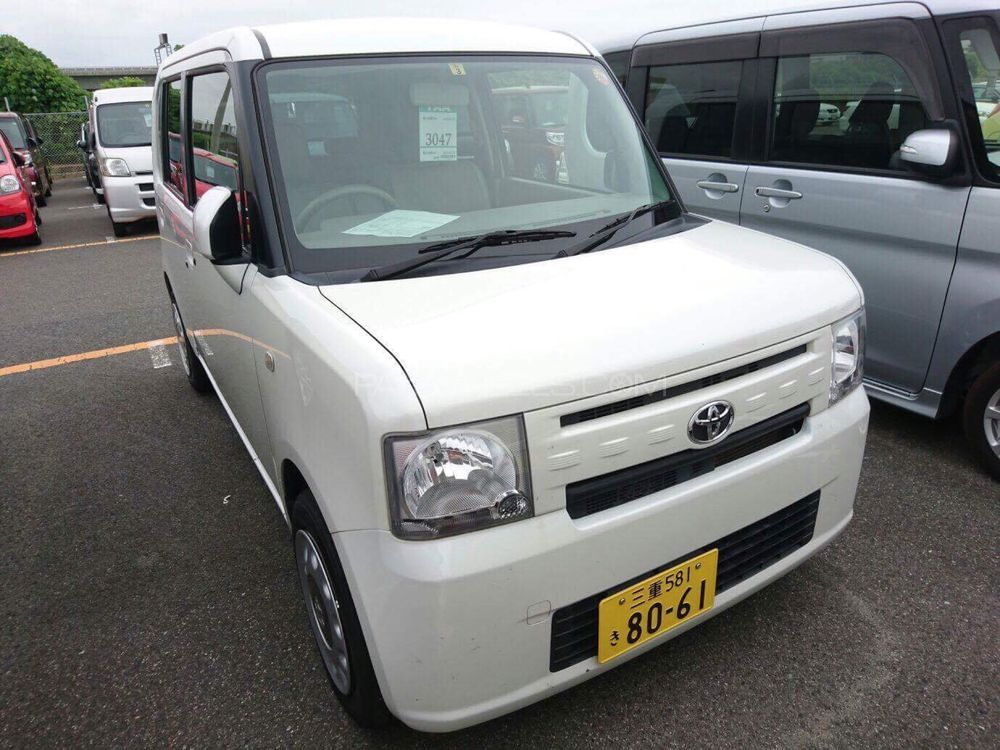Toyota Pixis Epoch L 2014 Image-1