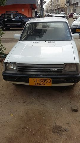 Toyota Starlet 1984 Image-1