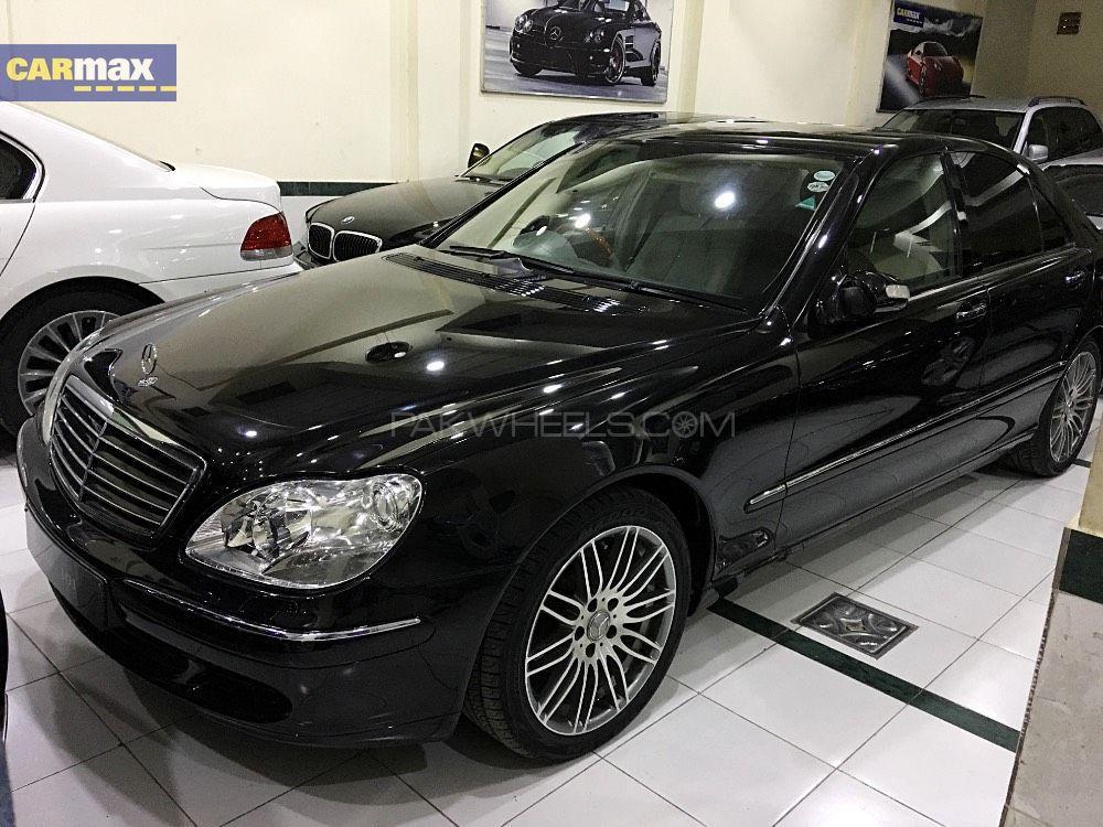 Mercedes Benz S Class 2005 Image-1