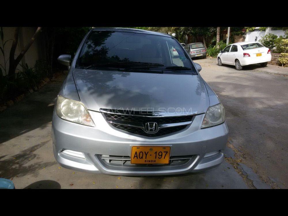 Honda City i-DSI Vario 2008 Image-1