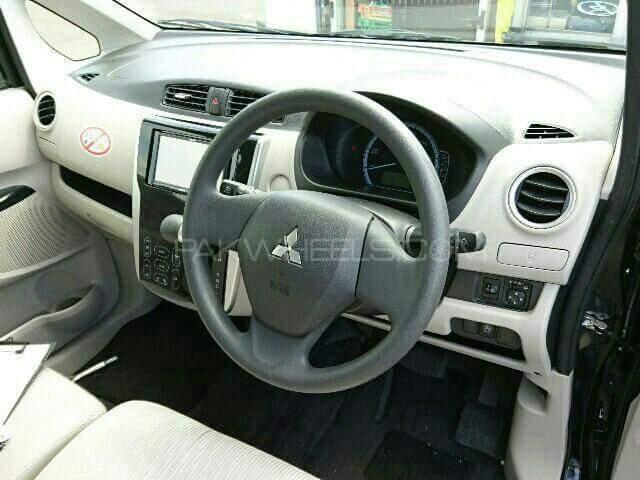 Mitsubishi Ek Wagon GS 2015 Image-1