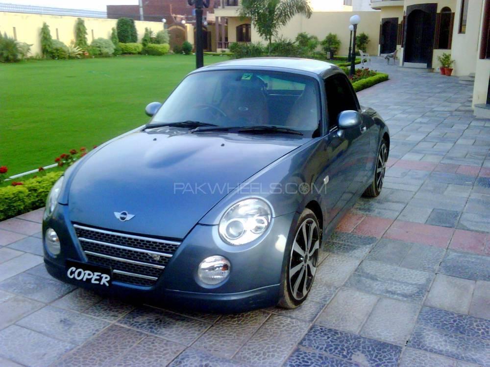 Daihatsu Copen 2007 Image-1