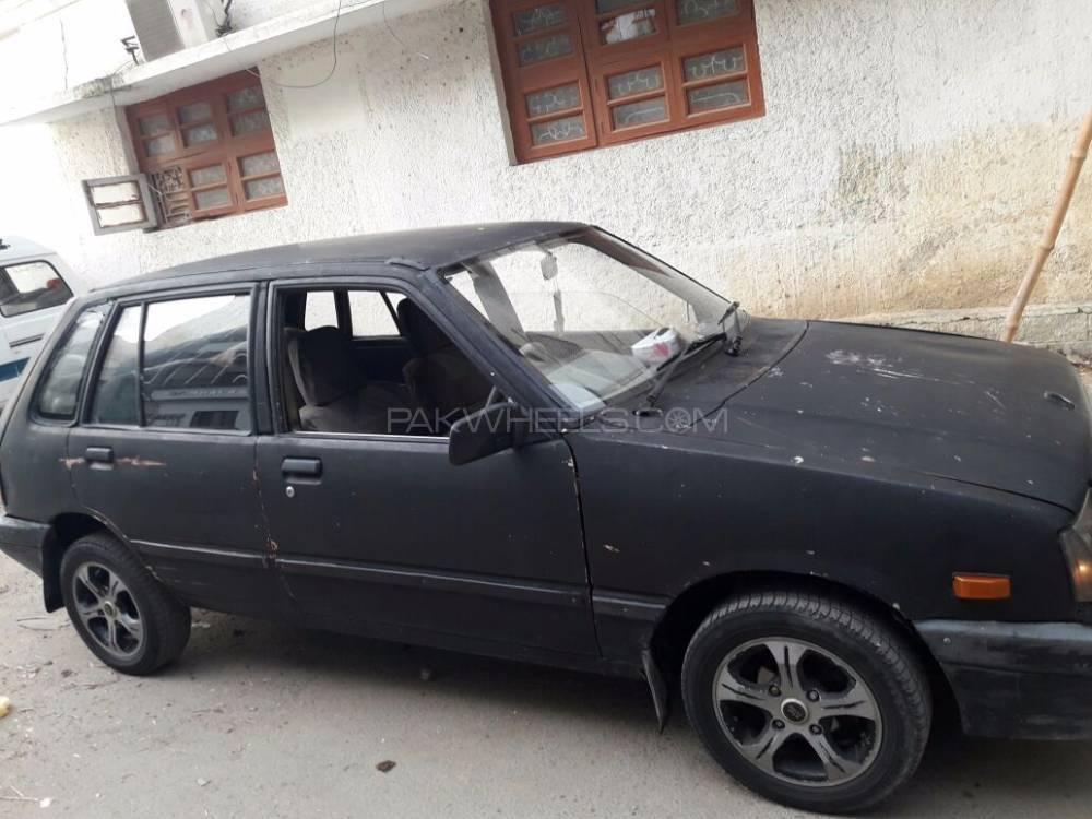 Suzuki Khyber GA 1992 Image-1