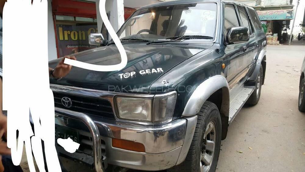 Toyota Surf 1994 Image-1