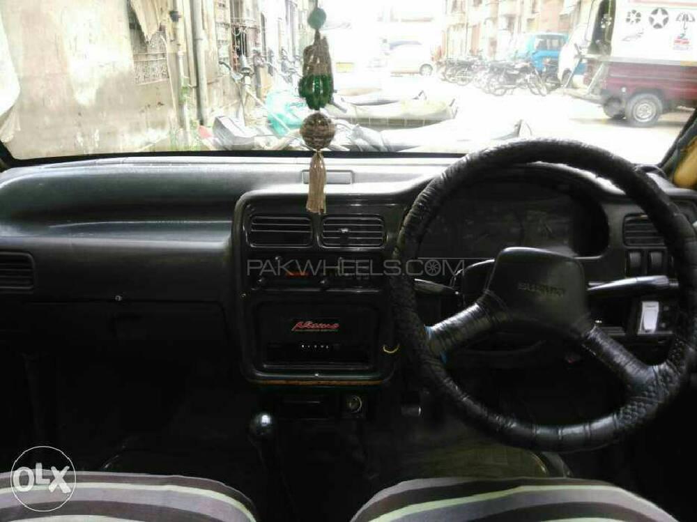 Suzuki Alto 1992 Image-1