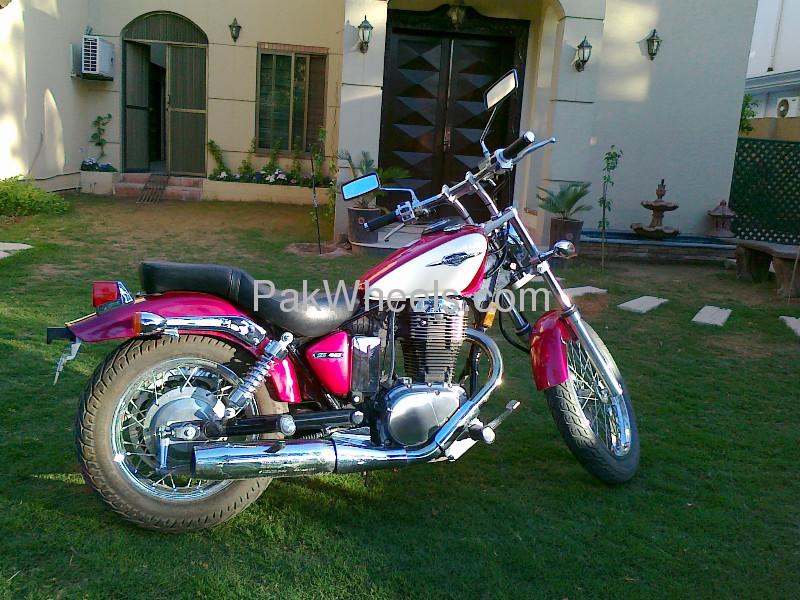 used suzuki boulevard s40 2009 bike for sale in islamabad - 99923
