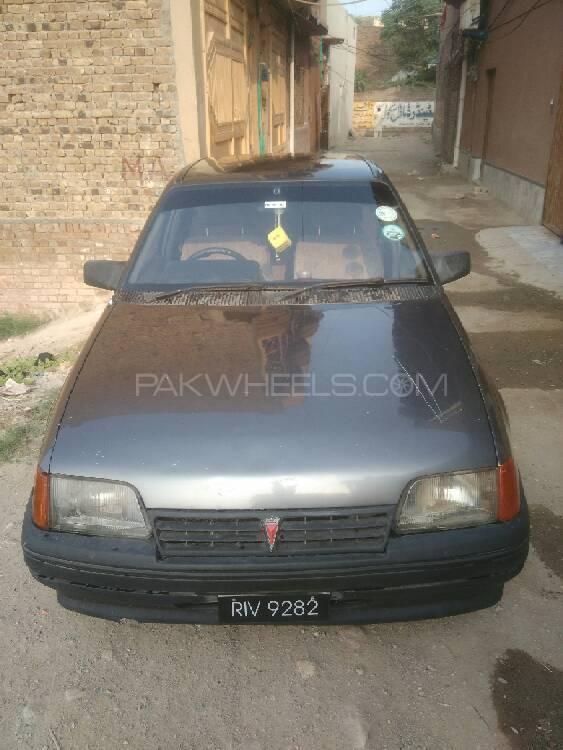Daewoo Racer 1996 Image-1