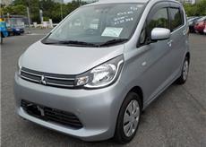 Mitsubishi Ek Wagon MS 2015 Image-1